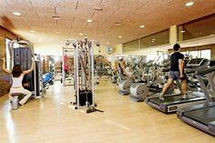 Gym at Albayt Resort - Costa del Sol, Spain