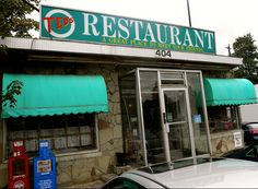 Amazing Ted's Diner, 404 Old Kingston Rd, Scarborough, Ontario. The Amazing Ted's Diner isn't just it has actually been around since Scarborough Toronto, Canadian Things, Soda Fountain, Landscape Photos, Restaurant Bar, Growing Up, Ted, Canada, Diners