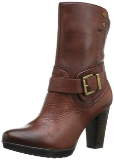 Amazon.com: Clarks Women's Lida Sayer Boot: Shoes