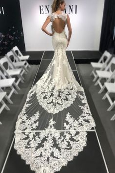 Showtime with the 2018 Collections! | Enzoani Morgan Gown