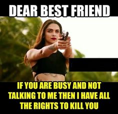 or jb baat hi ktm ho jae.to kud mrny ki dua kro😓😓 Best Friend Quotes Funny, Besties Quotes, Best Friends Funny, Cute Funny Quotes, Some Funny Jokes, Friend Memes, Funny Memes, Crazy Best Friends, Best Friend Status