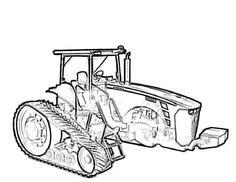 John Deer Coloring Pages Beautiful John Deere Tractor Coloring Pages Album Sabadaphnecottage Deer Coloring Pages, Tractor Coloring Pages, School Coloring Pages, Printable Coloring Pages, Coloring Pages For Kids, Free Coloring, John Deere Toys, John Deere Tractors, Wooden Spoon Crafts