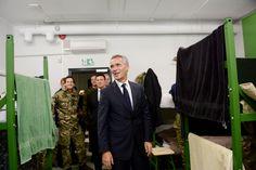 Aftenposten mener: Viktig å hegne om og styrke NATO - Aftenposten