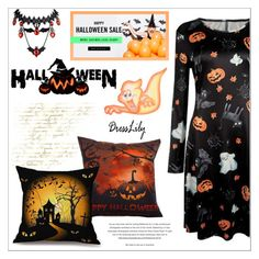 """Dresslily Halloween Giveaway"" by water-polo ❤ liked on Polyvore"