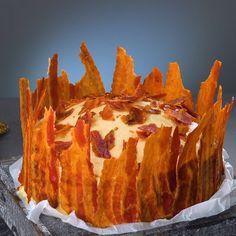Bacon cake - #bacon - #ItalianDinnerRecipes