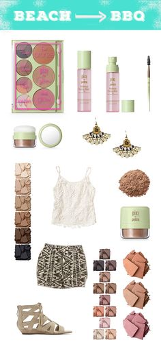 Glow Getters: PIXI By Petra's Spring 2015 Collection Takes You From Beach to Boardwalk