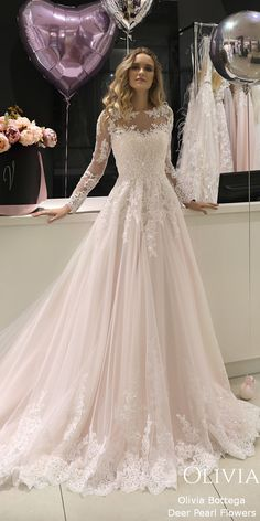 9a0bce6dcac3 Olivia Bottega Wedding Dresses 2019 – Sunshine Collection. Tule Wedding  DressFancy ...