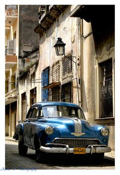 Let's Take A Ride by garota-da-ipanema on DeviantArt Havana City, Cuban Cars, Marcus And Lucas, Cowboy Art, Street Photo, Automobile, Vintage Photography, Old Cars, Motor Car