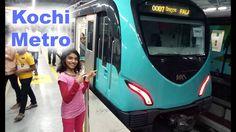 Kochi Metro   Our First Time Travel #kochimetro #metro #travelbymetro #kidsvlog #youtuber #youtubevideos #kidshappiness