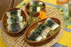 Pizzettes aux sardines et ricotta