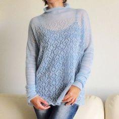Мобильный LiveInternet Красивый пуловер спицами (схемы). | Ниноччка - Обо всём, что заинтересовало... |