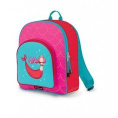 Backpack - Mermaid