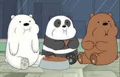 Read One Not Fine Day [special] from the story Single Mom ✔️ by nukiyta (nuke) with reads. Cartoon Gifs, Bear Cartoon, Cartoon Shows, Cute Cartoon, Ice Bear We Bare Bears, 3 Bears, Cute Bears, Baby Bears, Bear Wallpaper