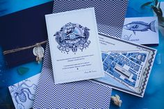 The sea! | Wedding set on Behance