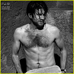 wes bentley naked | Wes Bentley: Shirtless for 'Flaunt' Feature! | Magazine, Shirtless ...