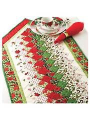 Table Topper Quilt Downloads - Colorwash Table Runner