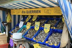 Cancale, the oyster capital of Brittany #brittany #france