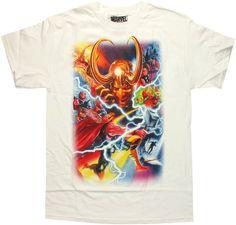 Thor Marvel 75th Special Edition Alex Ross T Shirt #blackfriday #blackfridaysale