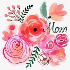 Margaret Berg Art : Illustration : mother / father / baby