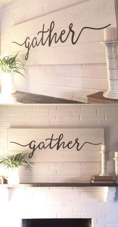 Nice 100+ Awesome DIY Farmhouse Signs https://ideacoration.co/2017/07/20/100-awesome-diy-farmhouse-signs/ Basically, stone, while it's sandstone, slate or some kind of marble will be quite costly. Marble appears light and natural. Among the exact various types of kitchen worktops, granite remains the ideal choice for the majority of homeowners.