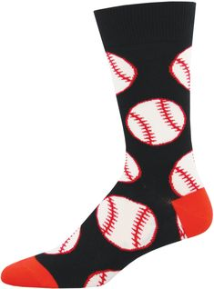 505ec5594b You ve hit a home run for style in baseball crew socks for men.
