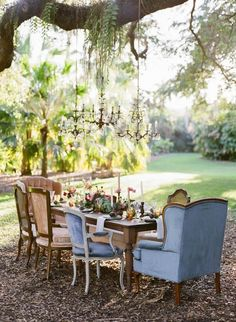 1000 ideas about mismatched dining chairs on pinterest - Pinterest deco jardin ...