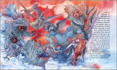 Hans Christian Andersen. BAŚNIE. Królowa Śniegu. Illustrator Maja Chmura.