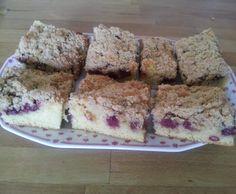 Rezept Der Beste Kirsch - Streuselkuchen; fluffig, fruchtig, wie vom Bäcker von Juliska - Rezept der Kategorie Backen süß