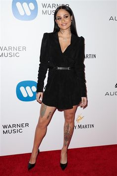 Kehlani - 2017 Grammy Awards afterparties