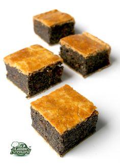 La Cuisine de Bernard : Gâteau aux Graines de Pavot