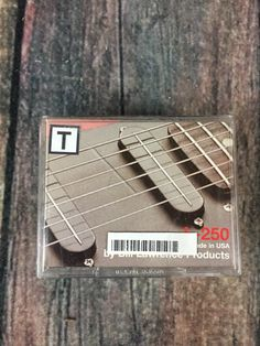 Bill Lawrence L250 T Electric Guitar Pickup