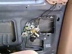Toyota Sienna Power Sliding Door Repair Youtube Pimp