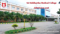 Sri Siddhartha Medical College (SSMC) - Sri Balaji Solution is the leading educational admission consultancy in Bangalore. We provide admissions in all top colleges and universities.  http://www.sribalajisolution.com/medical-bangalore/sri-siddhartha-medical-college.html