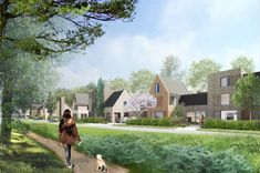 Kazerneterrein Ede_The Netherlands_Residential development_KOW, Studio Komma en RRog_architectenweb.nl