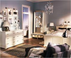 IKEA Yatak Odası: Yatak odanızı tamamlayacak dekorasyon ürünleri IKEA mağazalarında sizleri bekliyor.