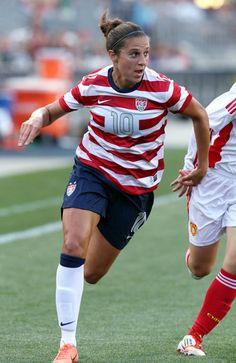 Carli Lloyd, USA Soccer