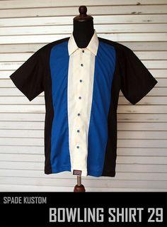 Bowling shirt 29