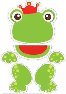 Shapes Kindergarten Activities Worksheets 2020 - Mysite - Coloring Pages, Education, Learning Frog Puppet, Puppet Toys, Puppet Crafts, Frog Template, Shape Activities Kindergarten, Micro Creche, Art For Kids, Crafts For Kids, Origami