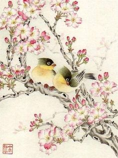 Jinghua Gao Dalia.      Chinese Brush Painting