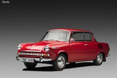 1966 Skoda 1000 MBX De Luxe The elegant two-door car had its premiere on the autom DDR Audi, Bus Engine, Cars Land, Cabriolet, Mini Trucks, Car Insurance, Sport Cars, Bugatti, Motor Car