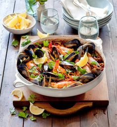 Paella - Better Homes and Gardens - Yahoo!7