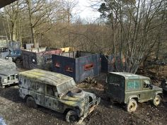 Tunbridge Wells Paintball Centre offers customers the ultimate paintball experience, with an incredible total of 5 movie-themed gamezones! #paintball