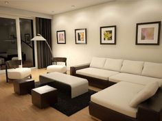 As a means of choosing your favorite small living room design. This awesome small living room design contain 19 fantastic design. Modern Living Room Paint, Small Living Room Layout, Tiny Living Rooms, Elegant Living Room, Paint Colors For Living Room, Beautiful Living Rooms, Living Room Sets, Modern Room, Living Room Interior