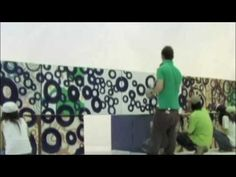 Cube canvas--line, detail, composition, awesomeness! (3:35)