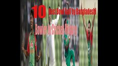 10 best bowl ball by Bangladeshi bowler in cricket ever .some are magical  Top 10 Yorker & Bold By Mustafizur Rahman In Ipl & International Matches mustafizur rahman 2 wickets for 5 runs vs chittagong vikings bpl 2015 Mustafizur Rahman's all Wickets in IPL-2016 Mustafizur rahman all wicket video Mustafizur Rahman All Wickets IN International Cricket until 2015 to march 2016. Mustafizur Rahman takes 4 wicket in county cricket || Essex vs Sussex || Full Highlights Mustafizur Rahman 5 wickets…