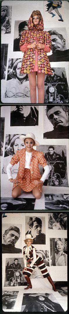 Claude Azoulay fue un fotógrafo de moda que trabajaba para Paris-Match 1954-1966.