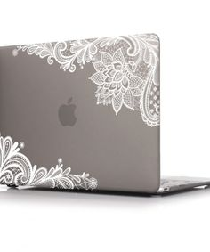 Lace Pattern Matte Case For MacBook is available at JagFox. Do not miss a special deal. Laptop Pouch, Macbook, Lace, Pattern, Patterns, Mac Book, Racing, Model, Swatch
