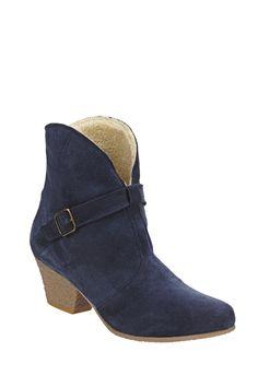 Boots fourrées en daim Eska Marine Sessun sur MonShowroom.com