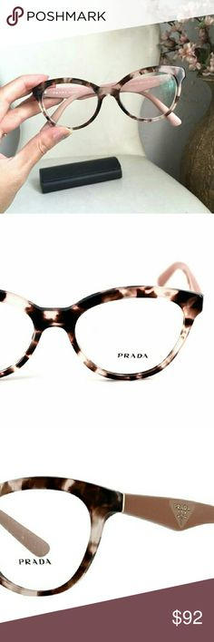 33340344fc Prada 11rv Ophthalmic Glasses Frames
