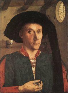 Edward Grimston, 1446  Petrus Christus